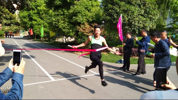 恒源热力集团隆重举行2018年春季运动会